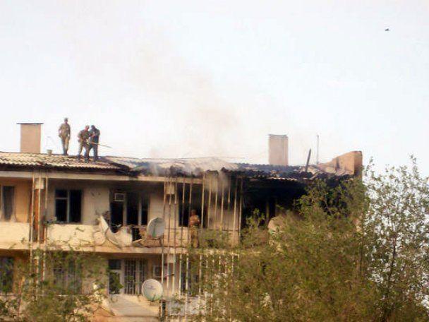 Власти Туркмении признали гибель 15 человек при взрывах в Абадане
