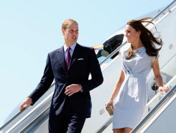 Принц Уильям с женой подают британцам пример экономии