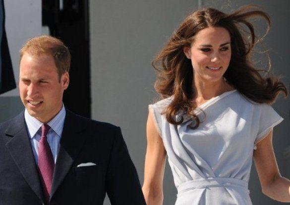 Принц Вільям Кейт Міддлтон у США3
