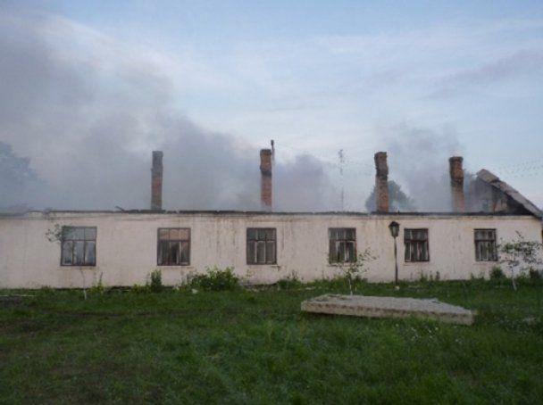 На Ровенщине сгорел дом престарелых, 16 погибших