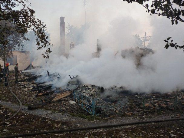Пожар в интернате на Ровенщине стал рекордным по числу жертв для Украины