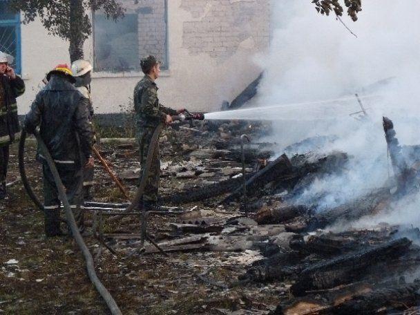 Пожежа в інтернаті на Рівненщині стала рекордною за кількістю жертв для України