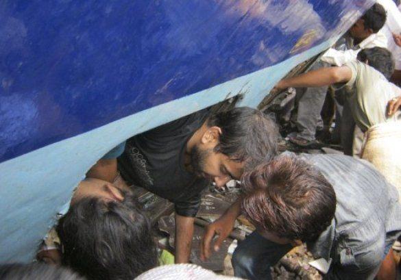 катастрофа потяга в Індії_2