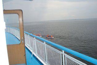 4 украинца спаслись в кораблекрушении возле Ирана