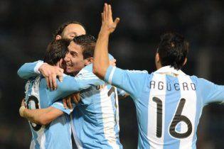 Аргентина лишь с третьей попытки победила на Кубке Америки (видео)