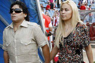Марадона потрапив у автомобільну аварію