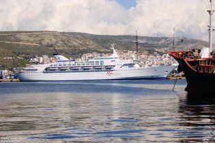 В Ізраїлі заарештовано круїзний лайнер з 70 українцями