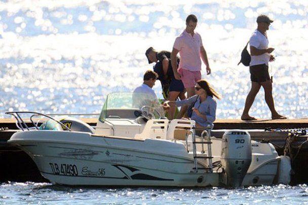 Карла Бруні подарувала Ніколя Саркозі четвертого сина