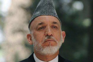 Зірвано замах на афганського президента: Карзая мав вбити його охоронець