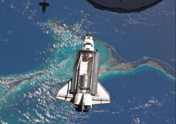 Остання місія космічного човника Atlantis