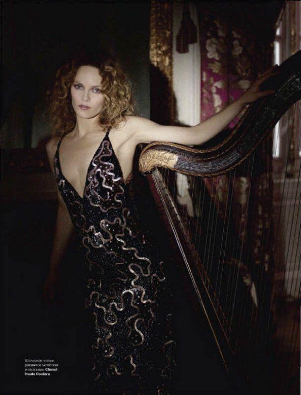 Королівська фотосесія Ванесси Параді відбулась у Версалі