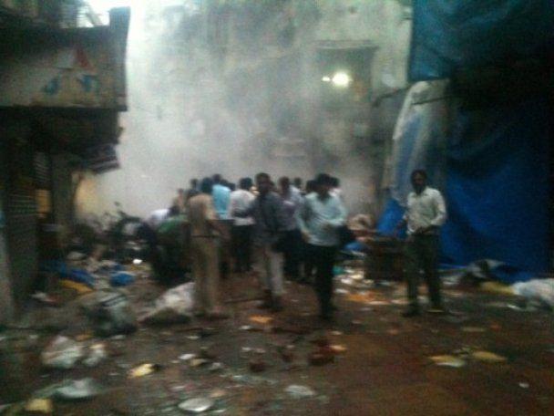 Жертвами тройного теракта в Мумбаи стали 18 человек