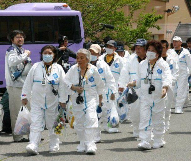 """Уровень радиации на """"Фукусима-1"""" достиг рекордной отметки"""