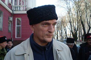 Из Украины депортируют одного из лидеров крымских казаков