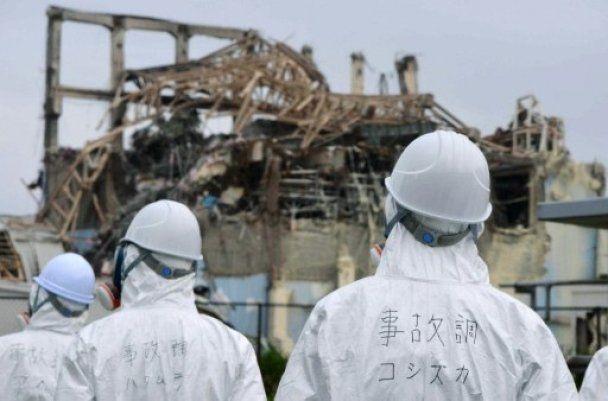 """Последствия аварии на """"Фукусима"""" ликвидируют тысячи """"ядерных цыган"""" со всей Японии"""