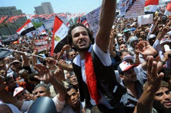 Єгипет акції протесту