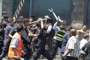 У Йорданії сталися зіткнення поліції і демонстрантів, є поранені