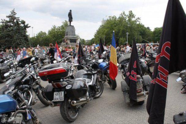 Організатори байк-шоу у Севастополі відмовились від українських прапорів