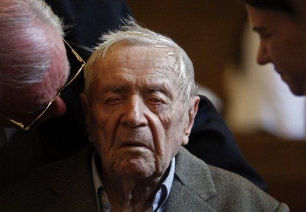 Самого разыскиваемого нацистского преступника признали невиновным