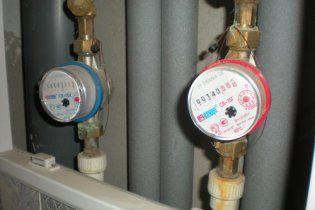 До кінця 2012 року всі будинки обладнають лічильниками води й тепла