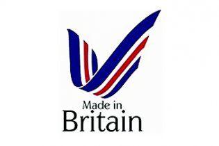 """У напису """"Зроблено у Великобританії"""" з'явився логотип"""