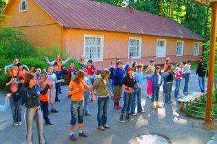 В Україні кожен четвертий дитячий табір не відповідає санітарним нормам