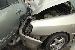 Три сотни автомобилей столкнулись в Бразилии