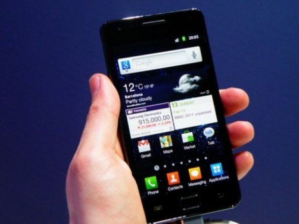 Топ-5 телефонов, способных составить конкуренцию iPhone5