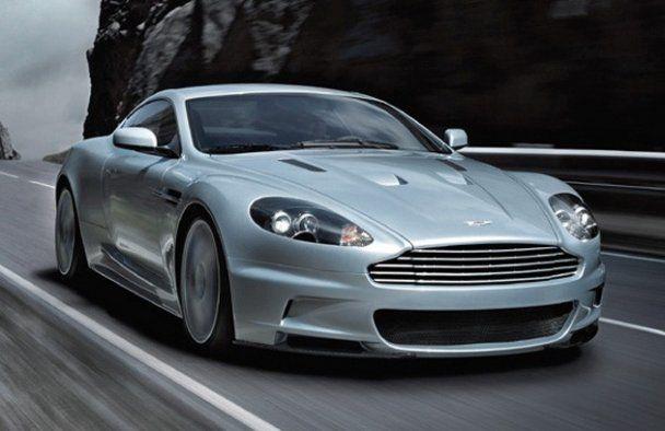 Засекреченный суперкар от Aston Martin засветился в Интернете