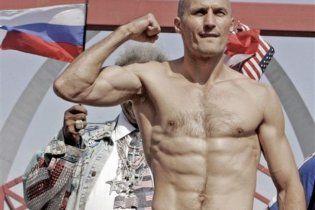 Російський боксер розповів, як перемогти Кличка