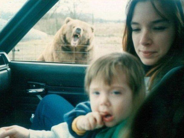 В Интернете собрали коллекцию самых нелепых семейных фото