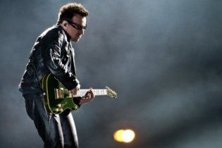 Сцена U2 буде продана на сувеніри