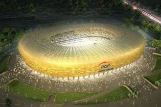 Поляки побудували другу арену до Євро-2012 (відео)