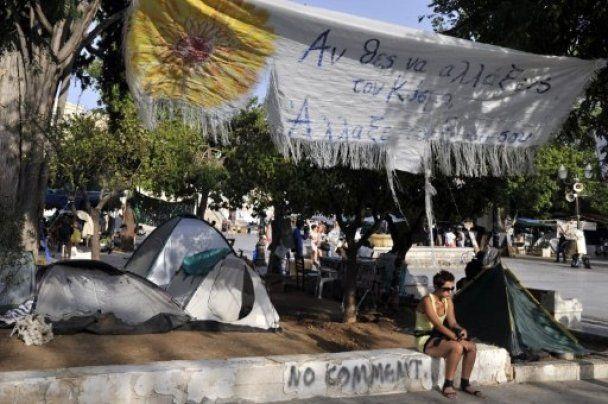 Масова акція протесту в Греції: таксисти заблокували аеропорти і шосе