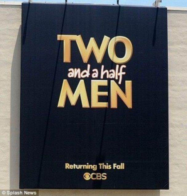 """Ештон Катчер розпочав зйомки в новому сезоні серіалу """"Два з половиною чоловіки"""""""