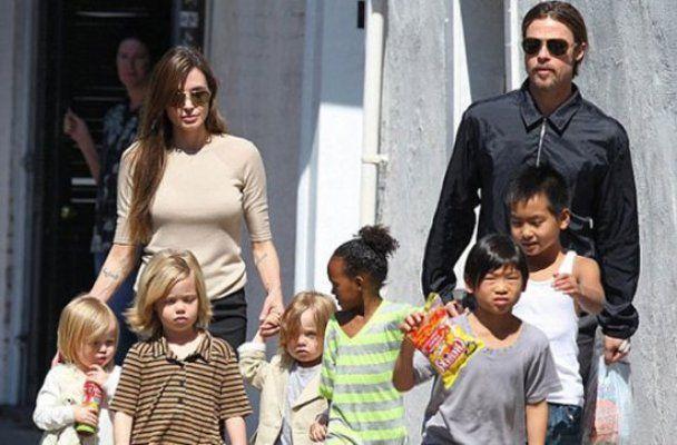 Анжеліна Джолі відправила всиновленого сина до психіатра