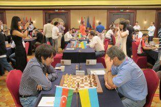 Україна здобула третю перемогу на чемпіонаті світу з шахів
