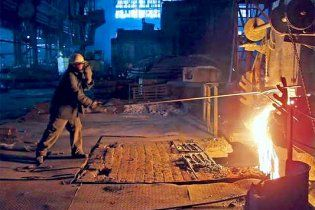 Промышленность Украины поднялась за год на 8%