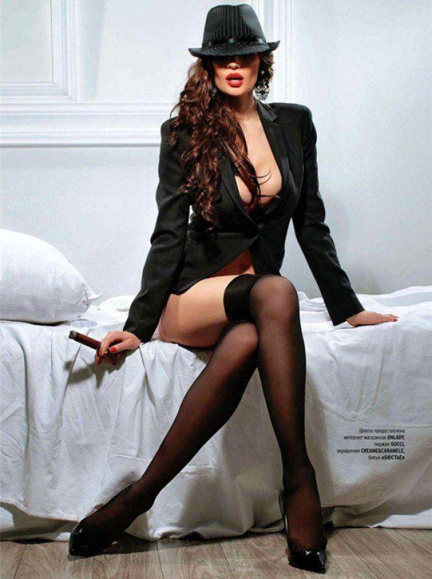 Олена Водонаєва оголилась для журналу Playboy