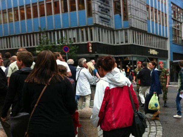 Кількість жертв терактів у Норвегії зросла до 91 людини