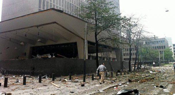 У МЗС повідомили, що українці внаслідок вибуху в Осло не постраждали