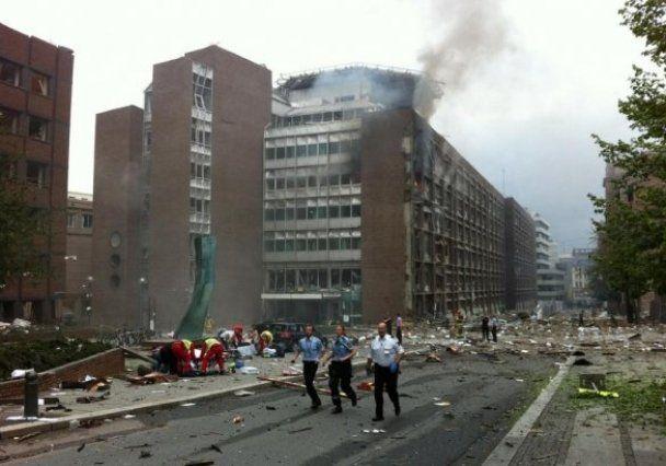 Исламисты взяли на себя ответственность за теракт в Норвегии