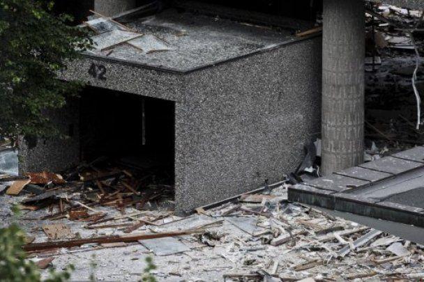 Поліція Осло: Брейвік зібрав бомбу вагою в півтони