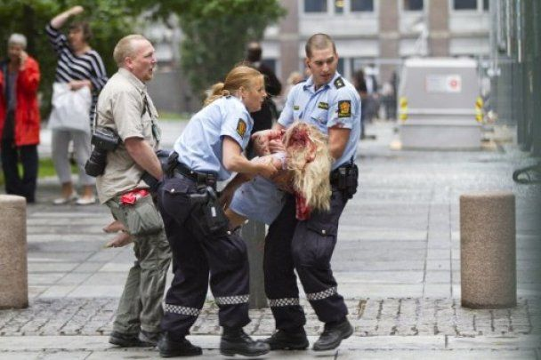 Вибух в урядовому кварталі Осло визнали терактом