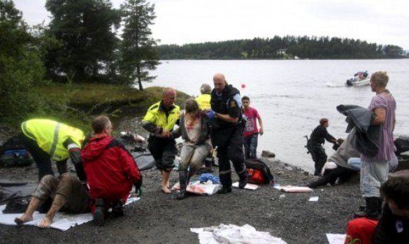 Бійня на острові Утойя, Норвегія_2