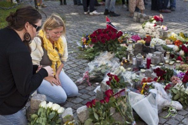 Норвезький терорист за кілька годин до теракту оприлюднив свій задум в Інтернеті