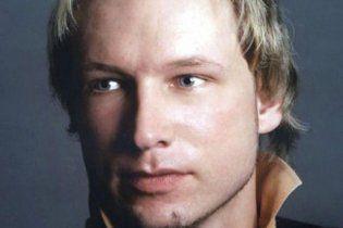 Норвежский террорист готов провести в тюрьме остаток жизни