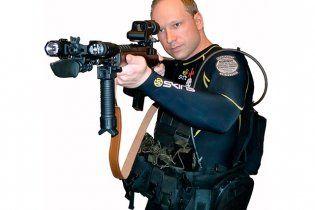 """Норвезький терорист розстрілював підлітків під музику з """"Володаря перснів"""""""