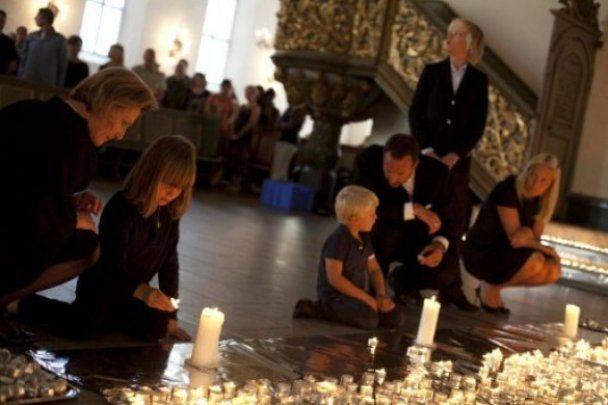 Обнародованы подробности, как террорист готовился к массовому убийству в Норвегии