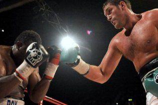 Тайсон открыл себе путь к бою с Кличко
